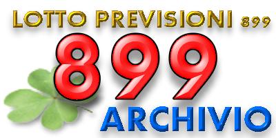 Previsioni Lotto E Metodi Degli 899 Gratis Dal 29032018